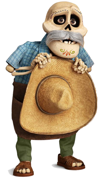 dad coco png