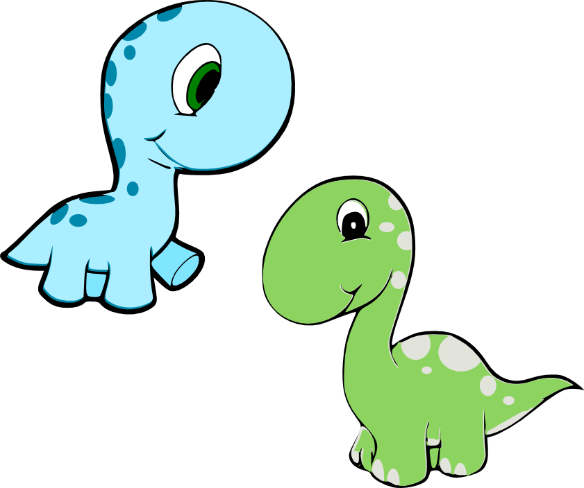 dinosaurs svg cartoon dinosaur