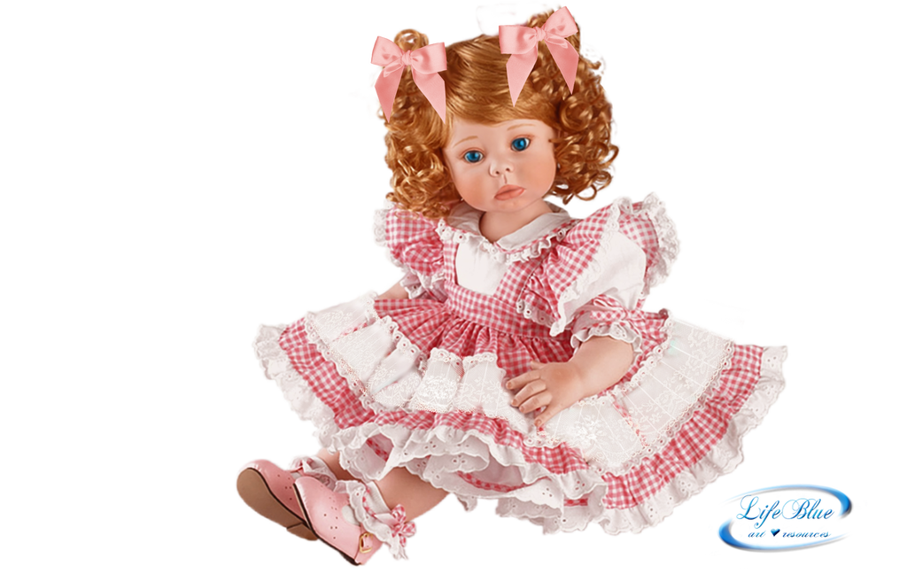 Baby doll png. By lifeblue on deviantart