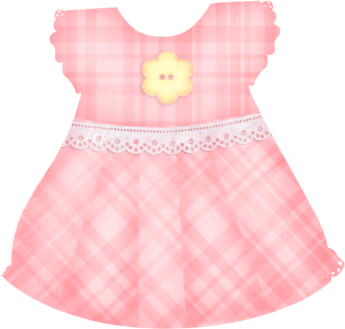 Baby dress png. It s a girl