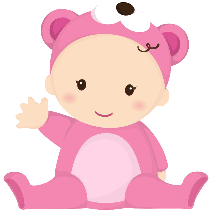 Baby girl png. Transparent images all