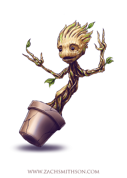 Groot transparent guardians the galaxy. Gif animated dance animation