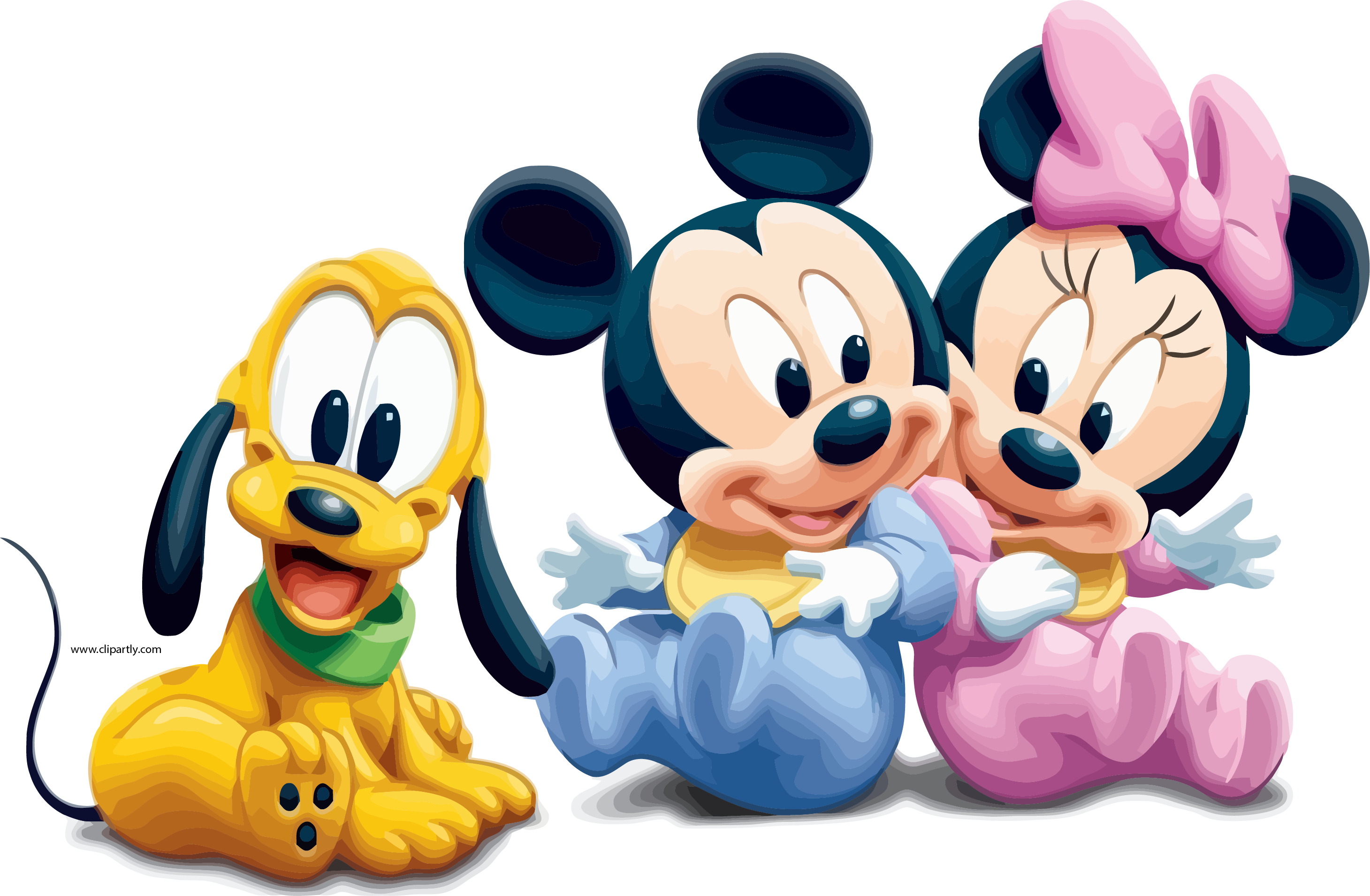 Baby mickey mouse png. Pictures minnie and dog