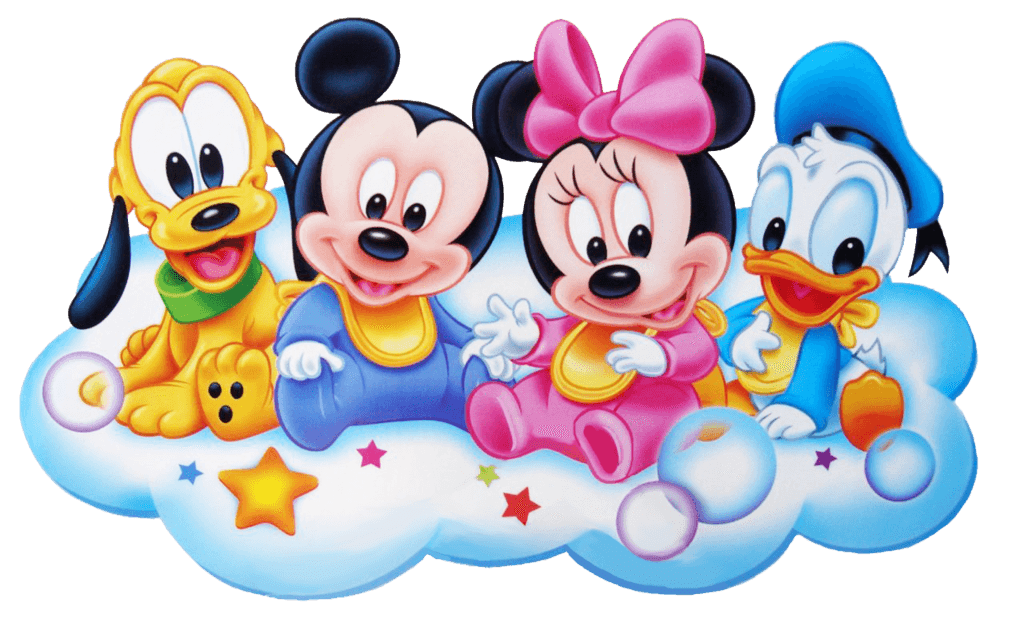 Baby mickey png. Babies transparent stickpng