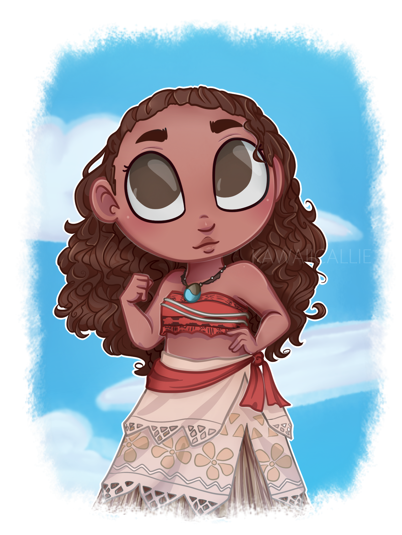 Drawing moana chibi. Disney movies characters pinterest