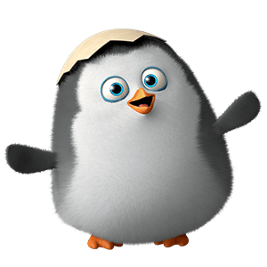 Baby penguin png. Image