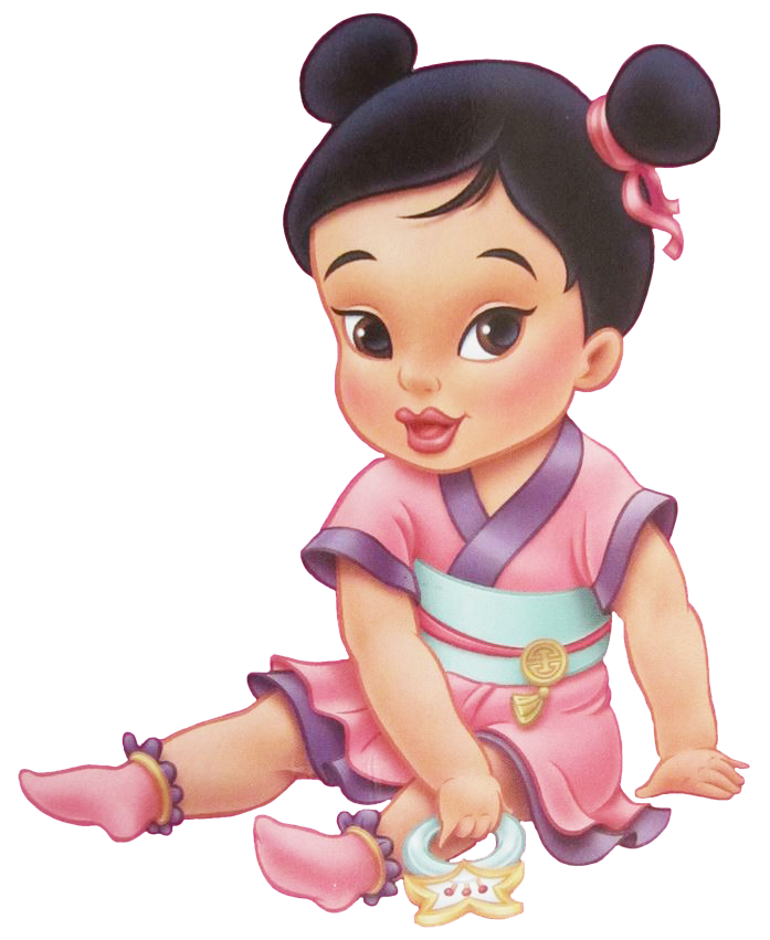 Baby princess png. Princesas disney pinterest