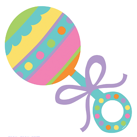 Baby rattle png. Pic arts