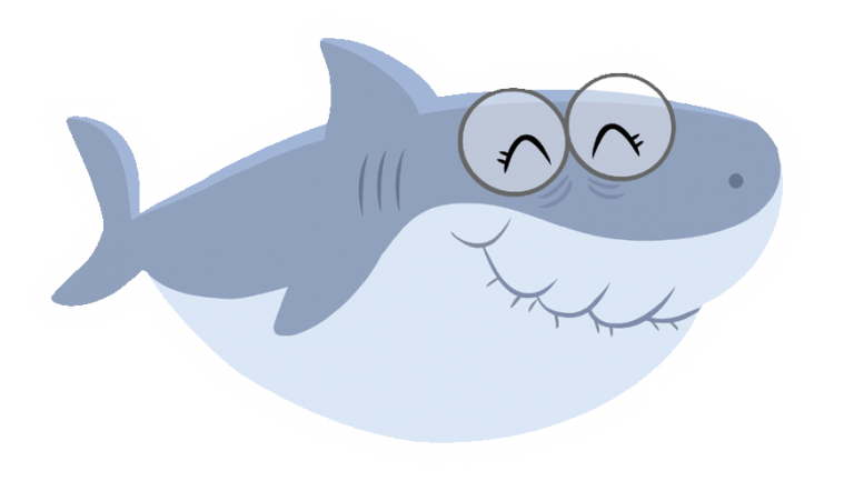Baby shark clipart family. Free printable pinkfong birthday