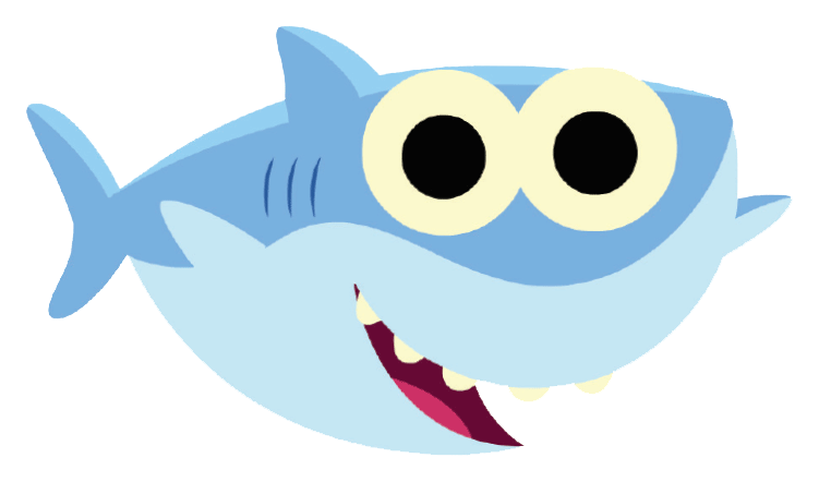 Baby shark clipart wallpaper. Song download and songs
