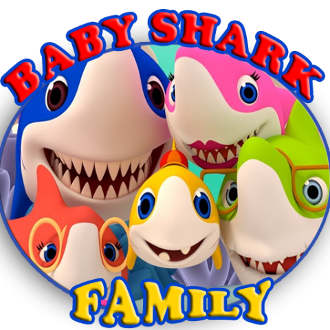 Baby shark clipart wallpaper. Download png images background