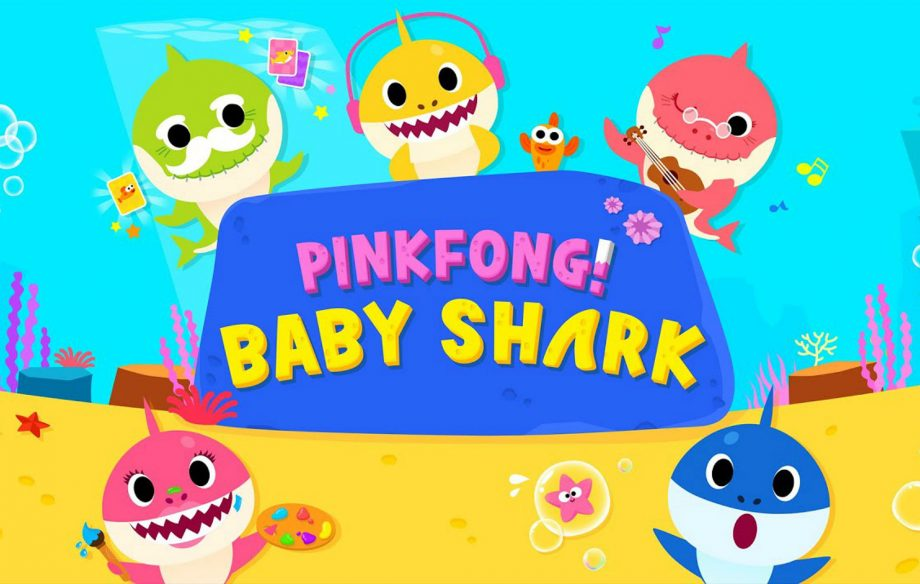Baby shark png original. Is in the charts