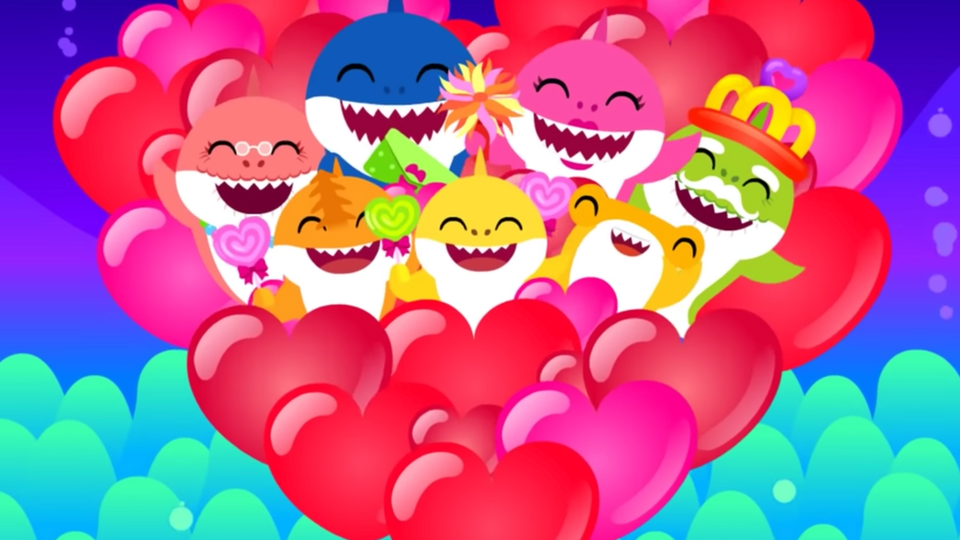 Baby shark png happy. These remixes actually exist
