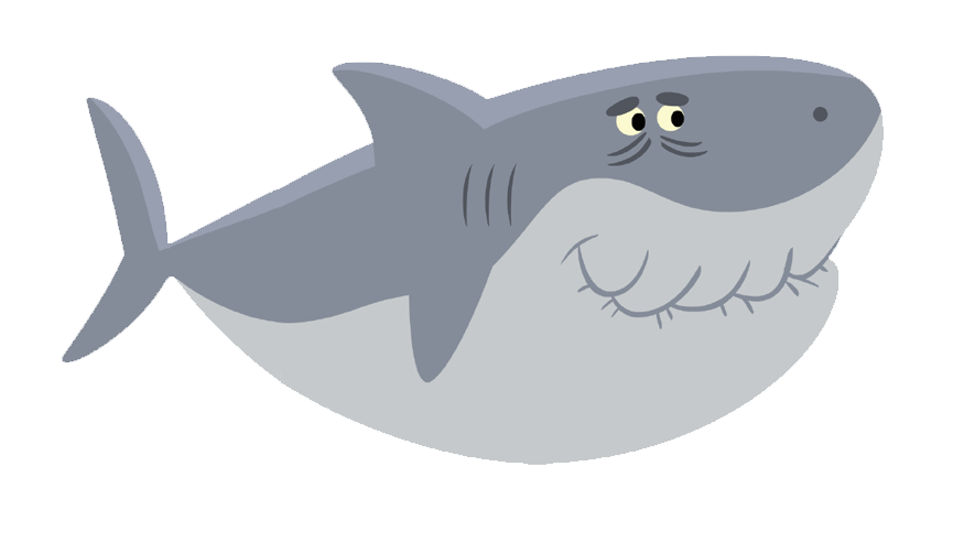 Baby shark png thank you card. Free printable pinkfong birthday