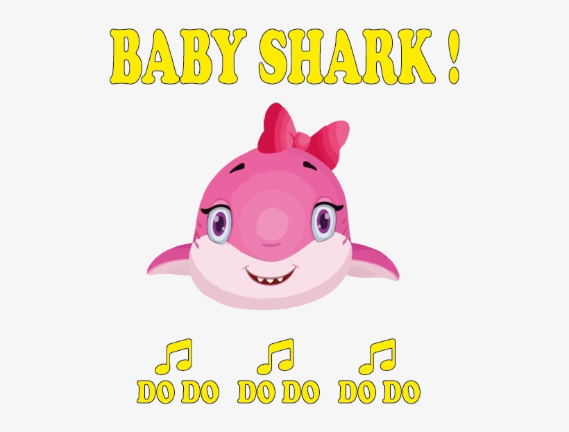 Baby shark png pink. From free transparent download