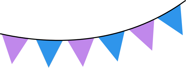 baby shower banner png