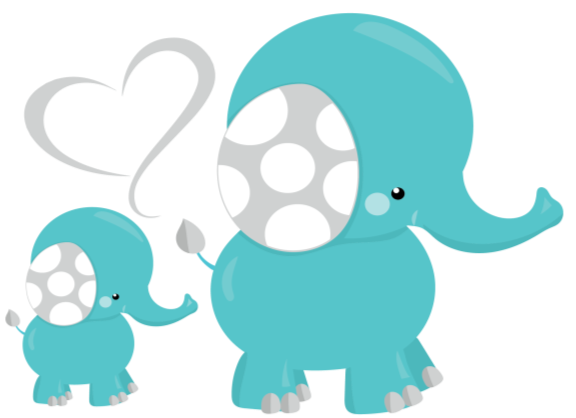 Baby shower elephant png. Images free download best