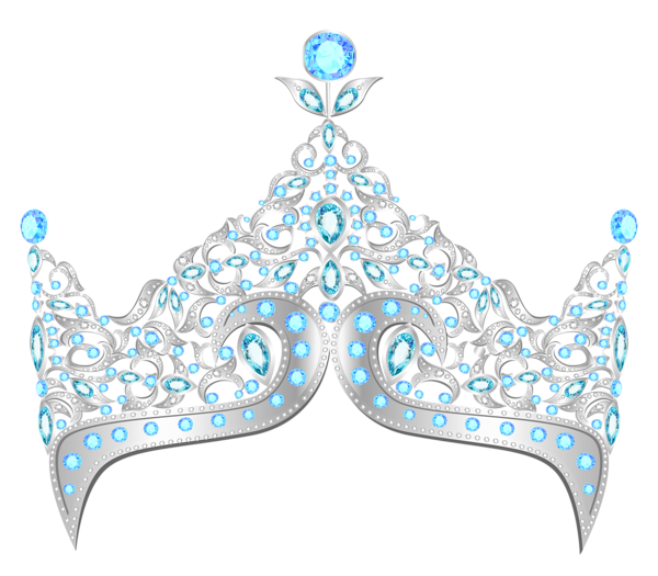 transparent crowns fairy
