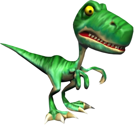 Baby velociraptor png. Image fangy the raptor