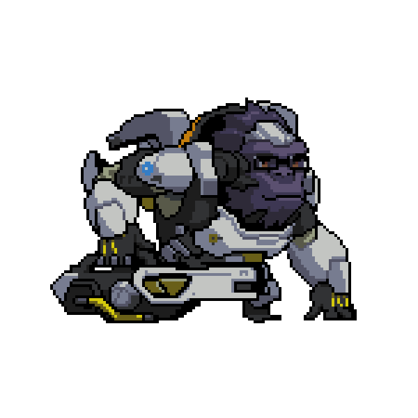 bastion drawing 8 bit