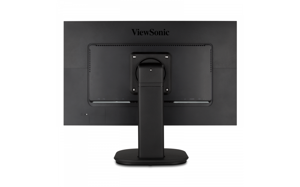 Back of monitor png. Viewsonic vg smh full