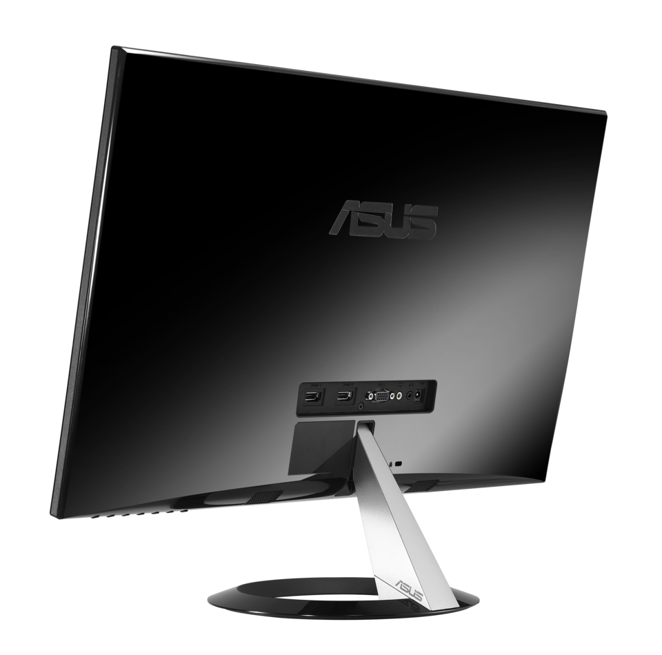 Back of monitor png. Asus vx h full