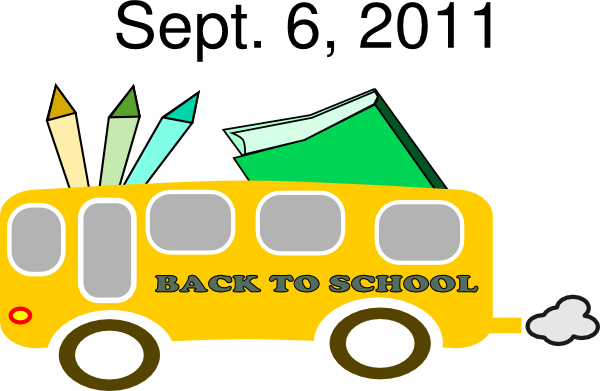 Back to school clipart png. Free at getdrawings com