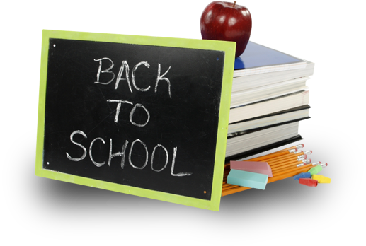 Back to school supplies png. Images