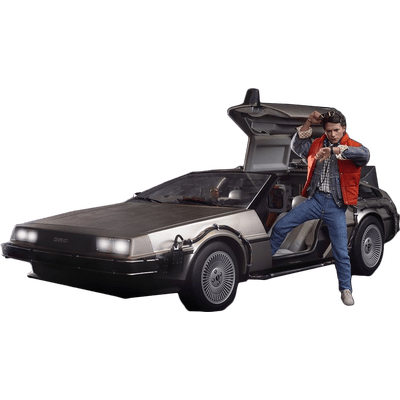 back to the future png