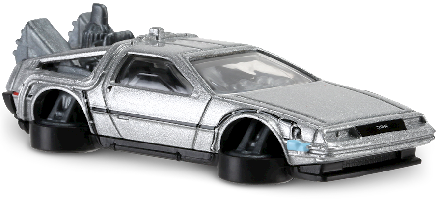 Back to the future car png. Time machine hover mode