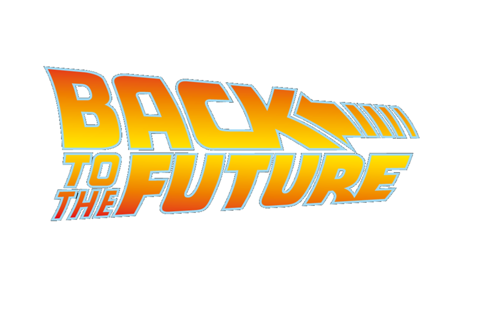 Back to the future logo png. Transparent images photo