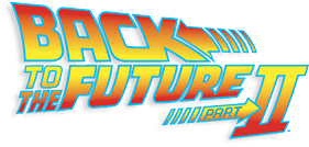 Back to the future part 2 logo png. Collectibles store