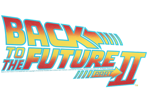 Back to the future part 2 logo png. Isn t even about
