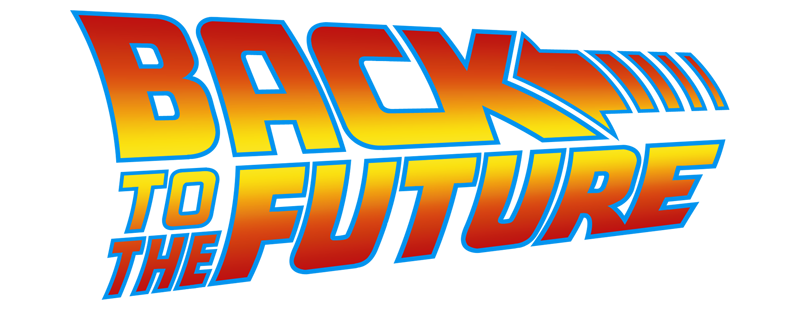 Back to the future part 2 logo png. Image bttf crossover wiki