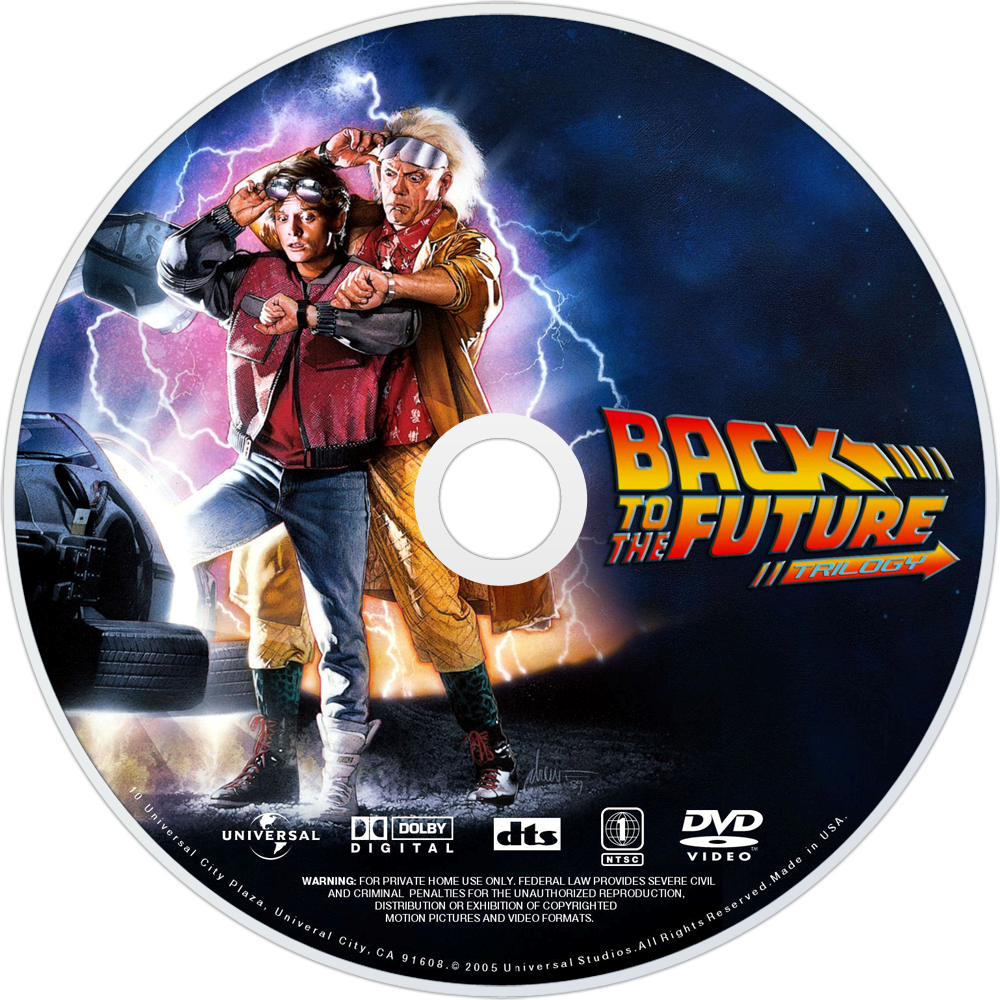 Back to the future part 2 logo png. Ii movie fanart tv