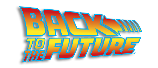 Back to the future logo png. Official site