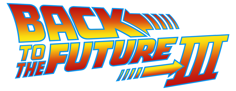 Back to the future logo png. Image part iii f