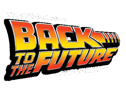 Back to the future title png. A hard i quiz