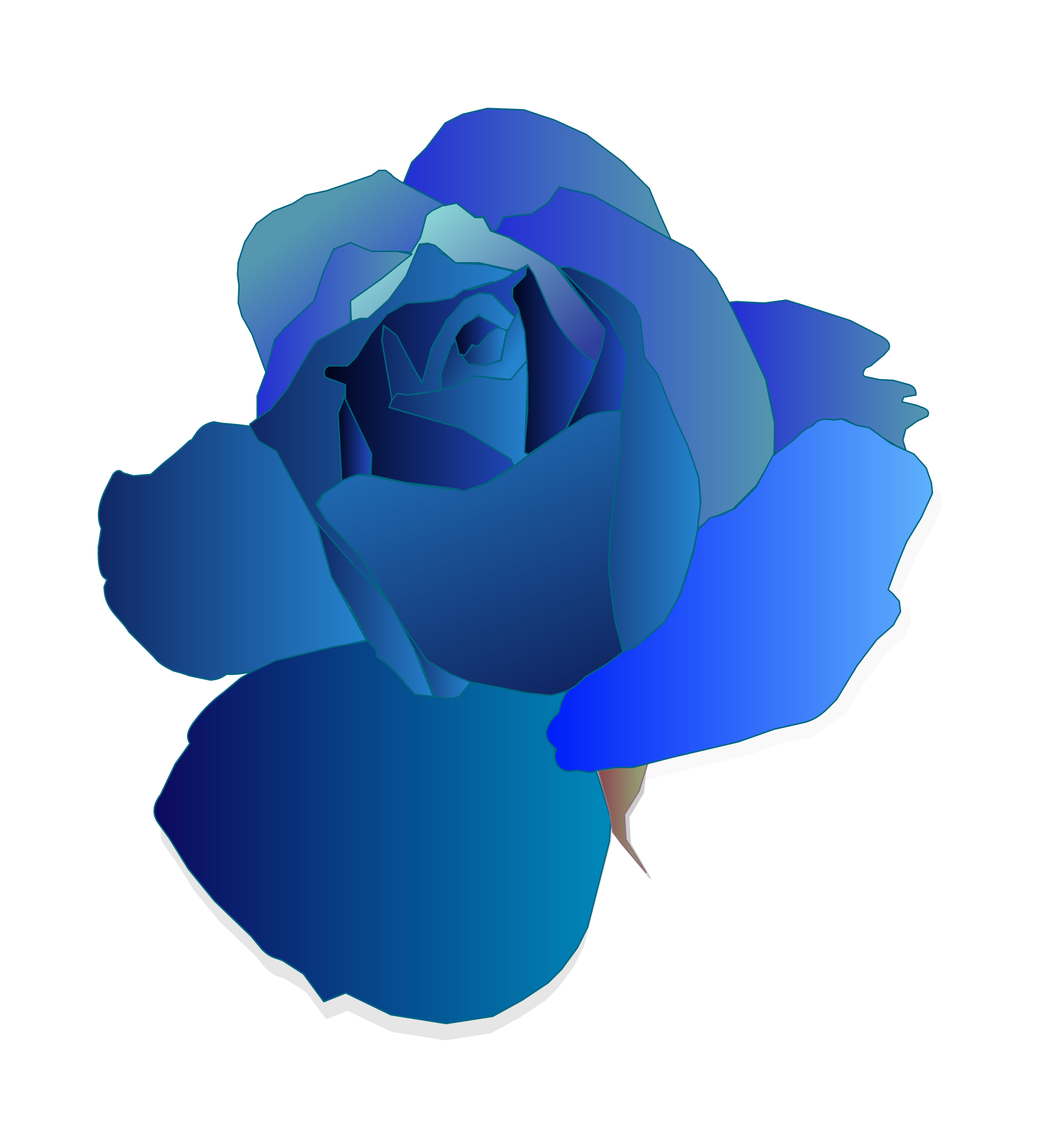 Background clipart blue. Roses images gallery for