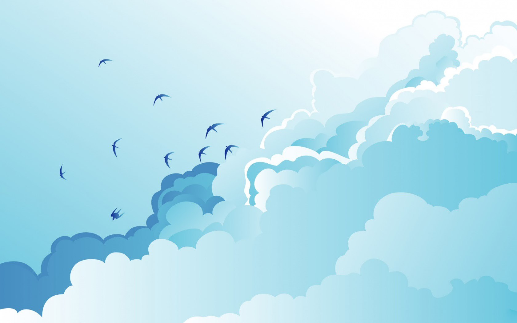 Background clipart blue.