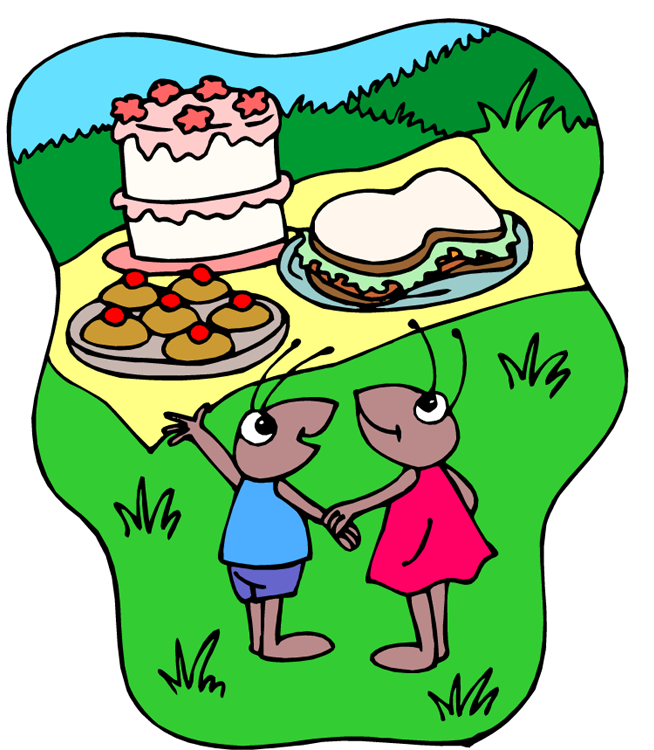 Background clipart picnic. Summer clip art library