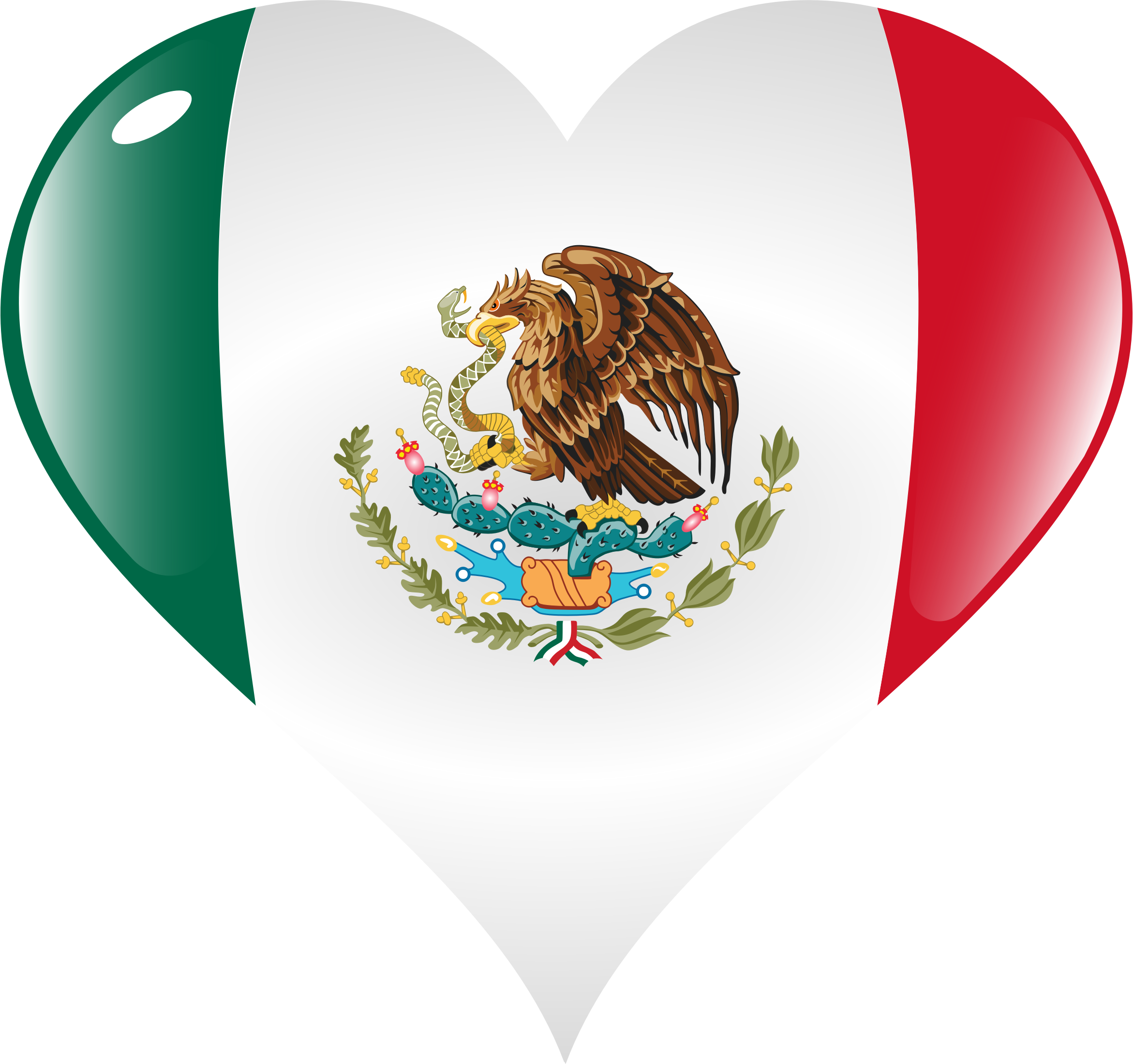 Background mexican png. Heart mexico icons free