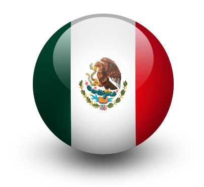 Mexico png. Flag icon transparent stickpng