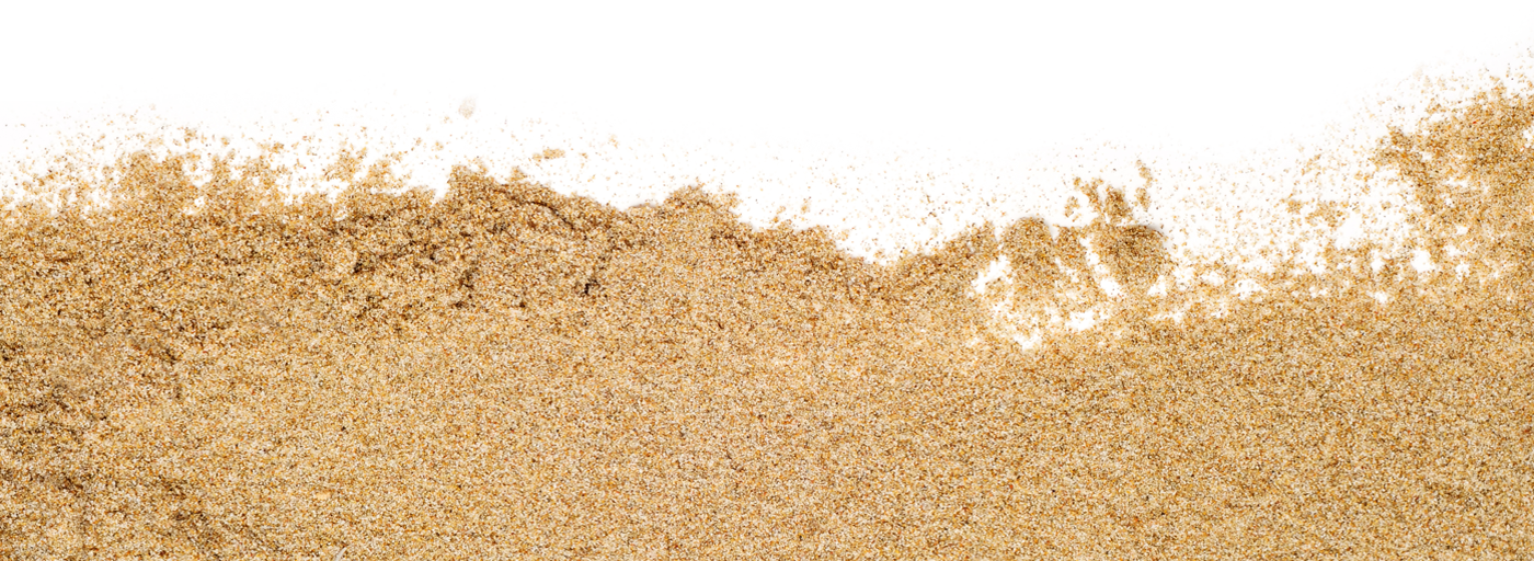 sand falling png