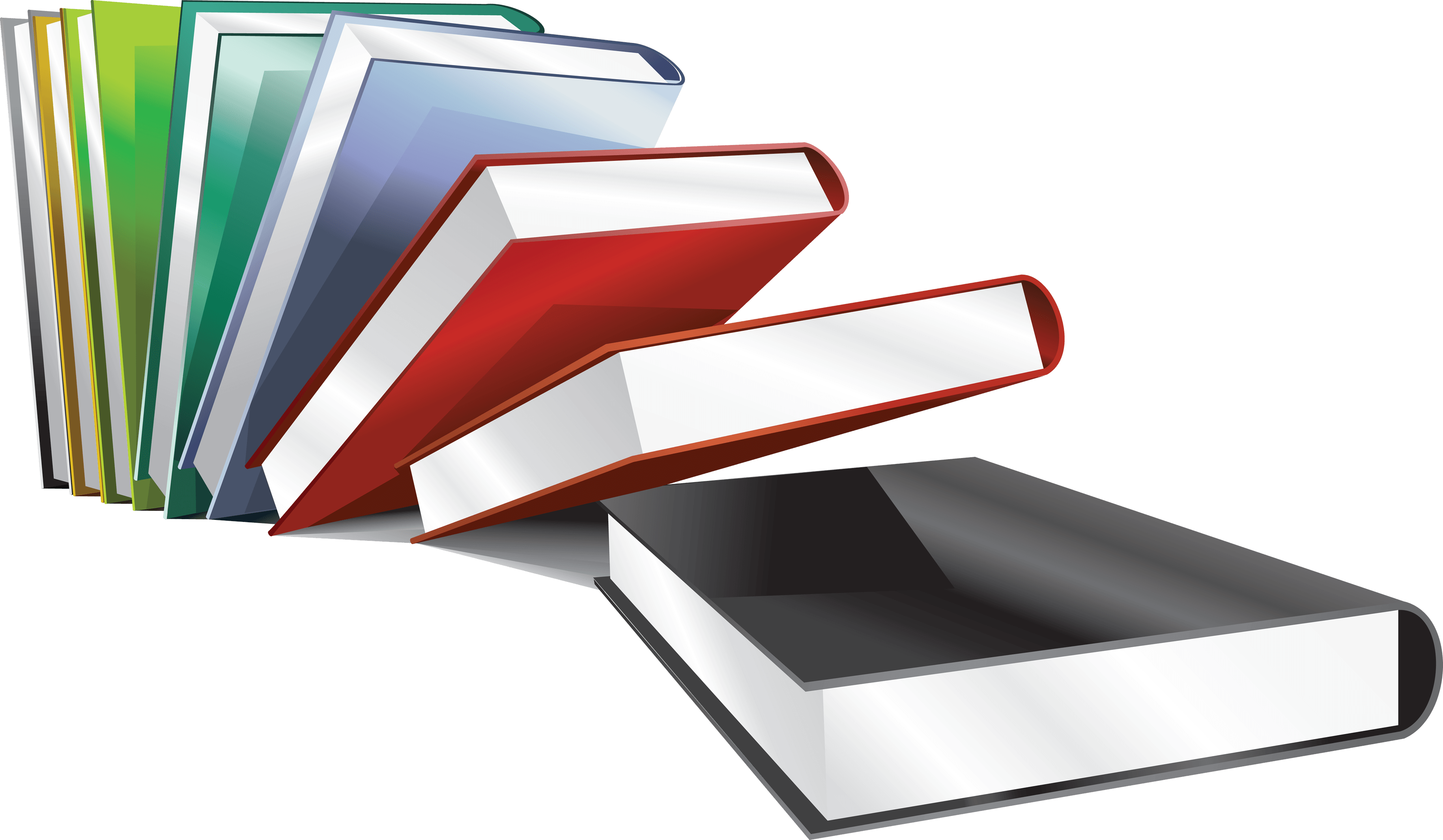 Books clipart png. Image with transparency