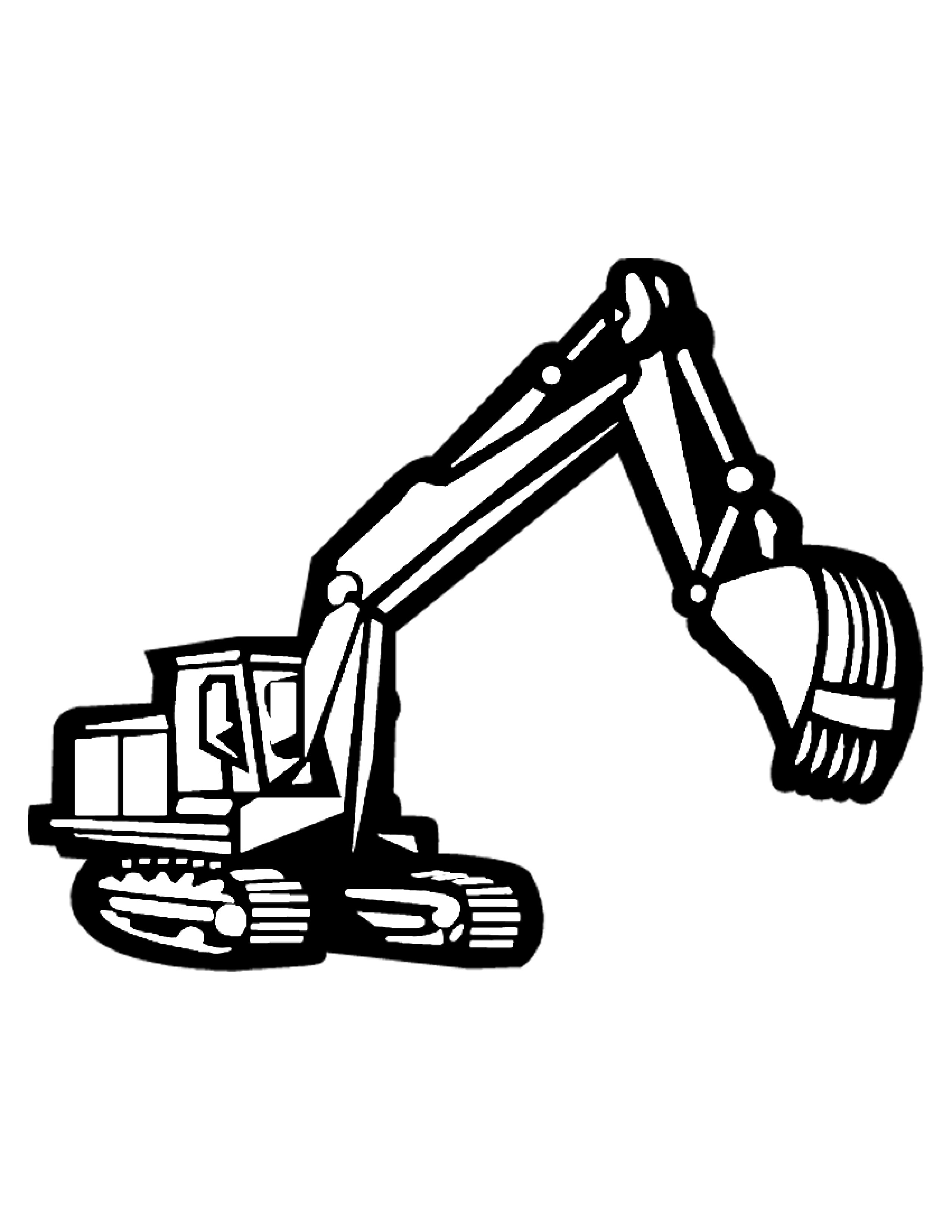 Drawing at getdrawings com. Backhoe clipart clip art royalty free stock