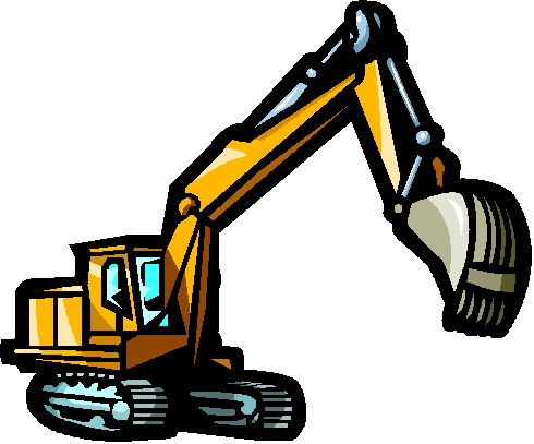 Backhoe clipart. At getdrawings com free