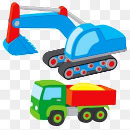 Png vectors psd and. Backhoe clipart baby vector download