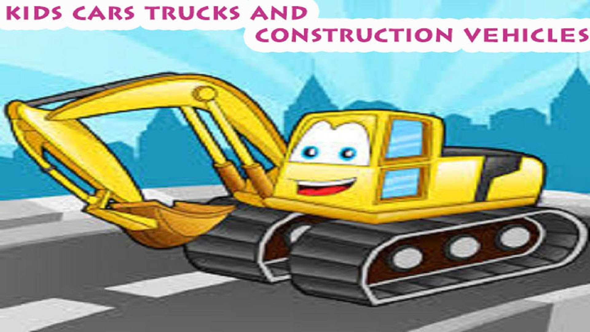 Learn construction vehicles dump. Backhoe clipart baby graphic freeuse download