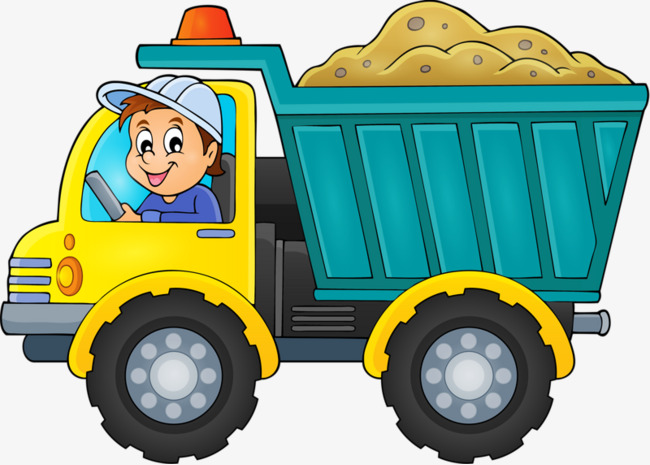 Backhoe clipart car. Fun png image and clipart transparent